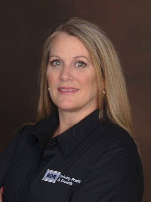 BDR BDR University Training Advisor, Angie Swartz.