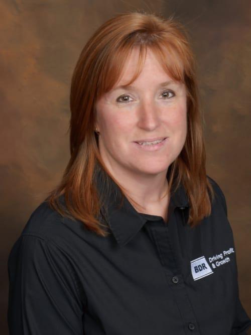 BDR Client Relationship Specialist, Candy Cunningham.