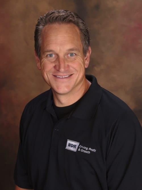 BDR Head Coach, Chris Koch.