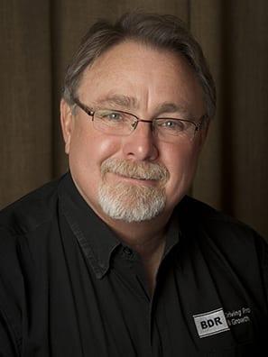 BDR Head Coach, Dave McDuffee.
