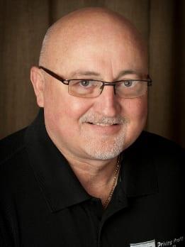 BDR Head Coach, Gary Heath.