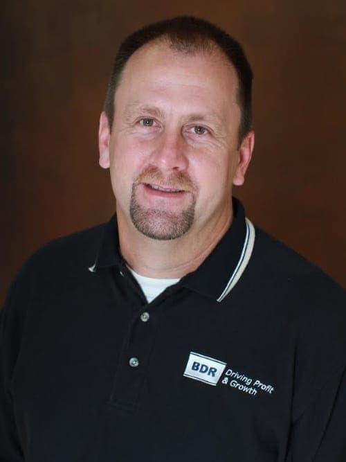 BDR Head Coach, Jeff Plant.