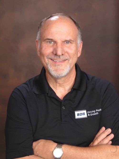 BDR Head Coach, Kevin Nott.