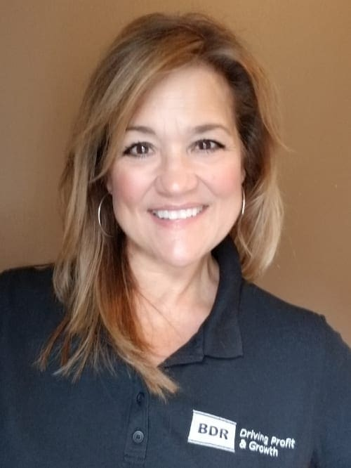 BDR Vice President of Coaching & Trainer, Kim Archer.