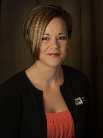 BDR Senior Financial Coach, Kimberly Wibbenmeyer.