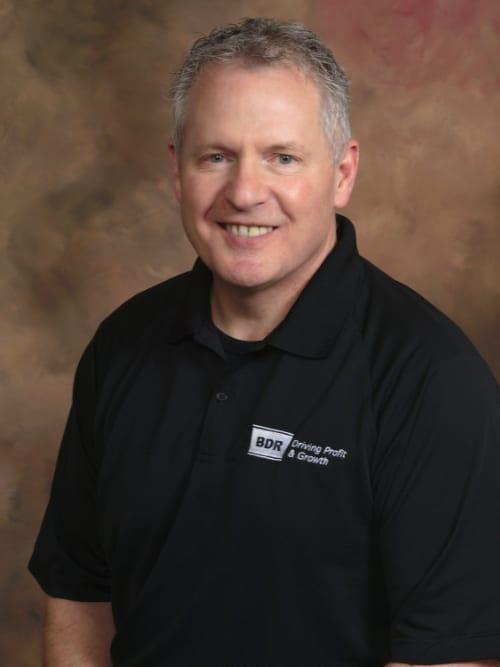 BDR Director of Dealer Recruiting, Matt Baker.