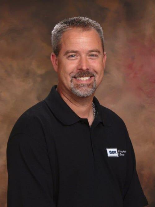 BDR Head Coach, Paul Grizzle.