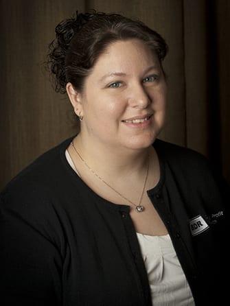 BDR Financial Coach, Rachel Millington.