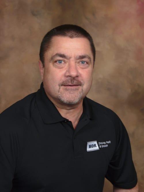 BDR Trainer & Instructional Designer, Scott Tinder.