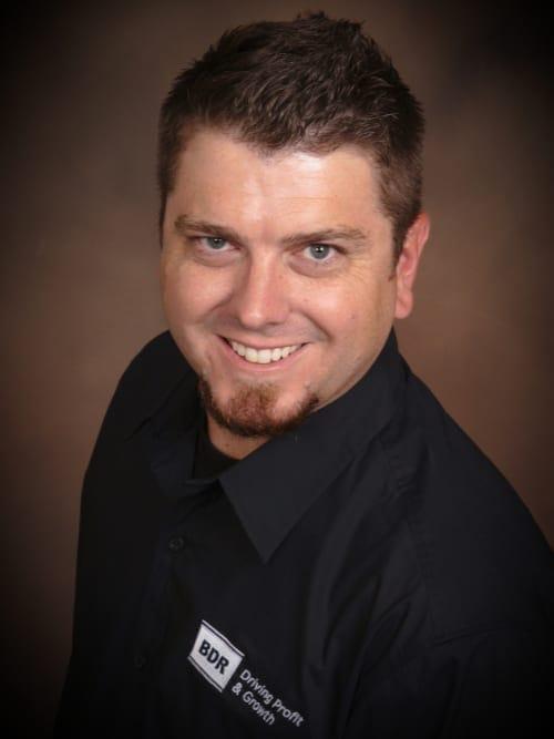 BDR Head & Service Coach, Shaun Weiss.