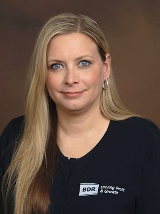 BDR Financial Coach, Stephanie Evans.