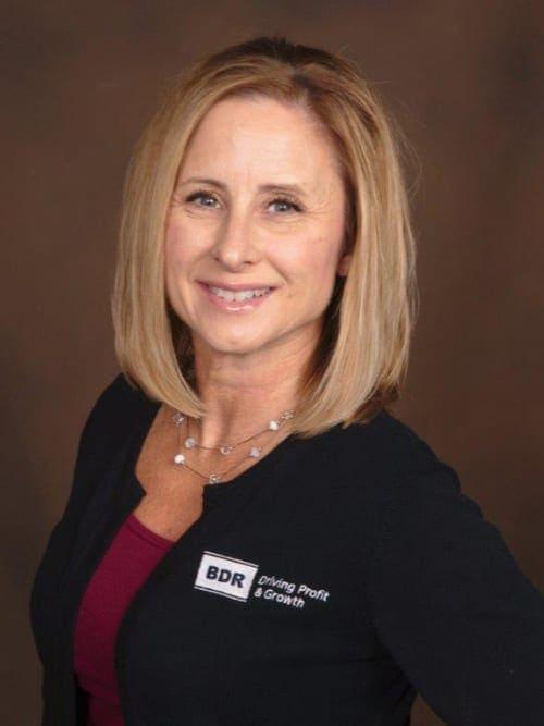 BDR Senior Head Coach, Tammy Vasquez.