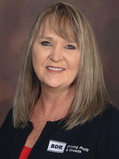 BDR Financial Coach, Adriane Woodrum.