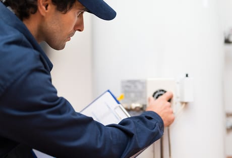 Home service technician